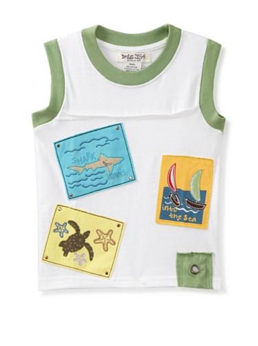 Da Lil Guys Baby Sleeveless Shirt (Post Card)