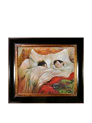 Toulouse Lautrec: In Bed, 1893
