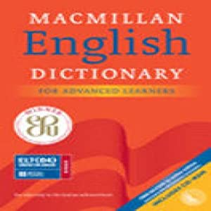 Macmillan English Dictionary For Advanced Learners (with CD) 1st Edition (paperback)