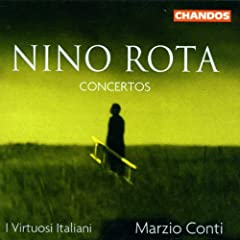 Nino Rota: Concertos