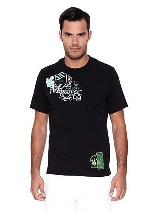 La Martina Camiseta Gaunthier (Marino)