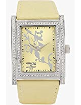 Attractive DB23J322Y Yellow/Yellow Analog Watch