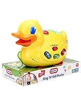 Little Tikes Sing N Roll Ducky