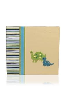 Molly West Dino Scrapbook, Green
