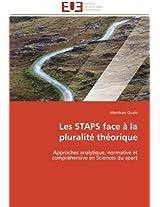 Les Staps Face a la Pluralite Theorique (Omn.Univ.Europ.)