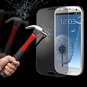 Samsung Galaxy Note 2 N7100 Tempered Glass Screen Guard Protector Scratch Guard 0.3 MM Explosion Proof Tougnened Glass-ECellStreet