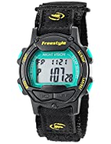 Freestyle Freestyle Unisex 10019180 Predator Digital Display Japanese Quartz Black Watch - 10019180