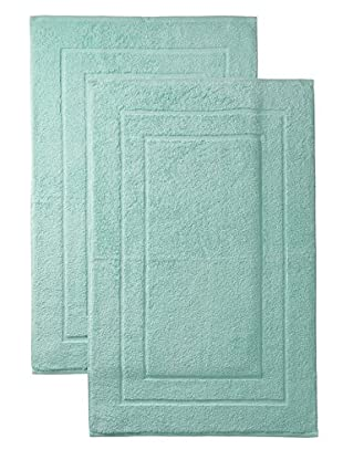 Espalma Set of 2 Signature Tub Mats (Seaglass)