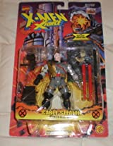 X Men X Force Cable Stealth Figure With Stealth Tech Armor
