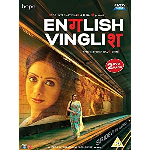 English Vinglish New DVD-Hindi