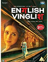 English Vinglish New DVD-Hindi