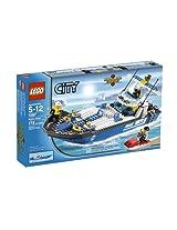 LEGO Police Boat 7287