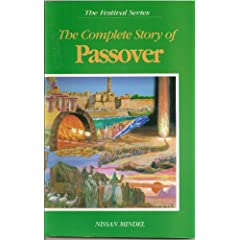 The Complete Story of Passover (The Festival Series)