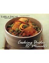 Cooking Under Ten Minutes: 1