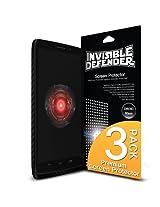 [HD CLARITY] Invisible Defender - Motorola Droid Maxx Screen Protector Premium HD Crystal Clear Film