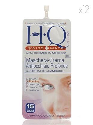 HQ Kit De 12 Productos Mascarilla-Crema Anti-Ojeras 10 ml cad.