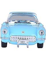 Kinsmart 1:34 Scale 1957 Chevrolet Corvette, Blue