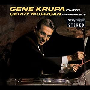 Plays Gerry Mulligan Arrangements