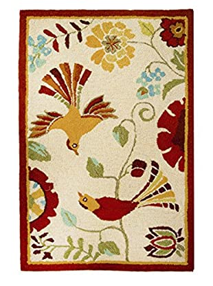 Homefires Rugs Eastern Spice, Red, 22