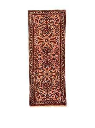 L'Eden del Tappeto Teppich Rudbar rot/mehrfarbig 202t x t76 cm
