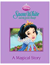 Parragon Disney Princess Snow White And The Seven Dwarfs - A Magical Story