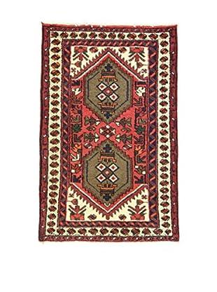 Eden Teppich   Khamseh 70X111 mehrfarbig