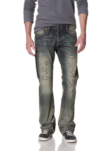 Cult of Individuality Men's Hagen Relaxed Limited Edition Jeans (Village)