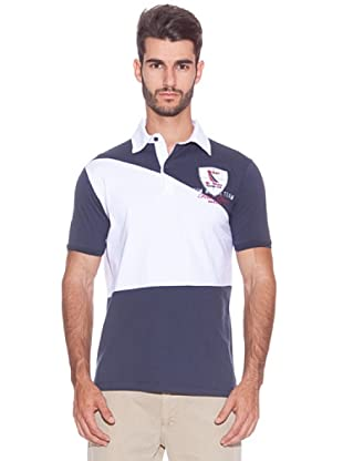 Giorgio Di Mare Polo Luton (Azul Marino)