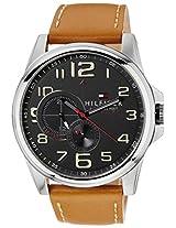 Tommy Hilfiger Analog Black Dial Men's Watch - TH1791004J