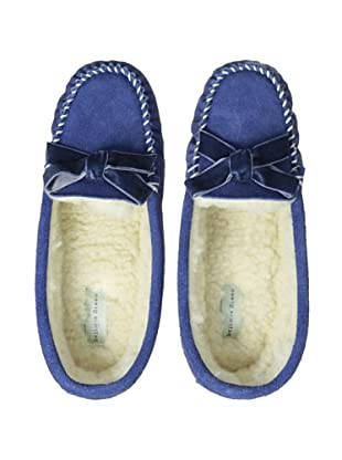 Patricia Green Women's Haley Slipper (Blueberry)