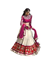 De Marca Pink Velvet Ivor1128 Dress Material