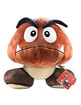 """Goomba ~12"""" Plush - Super Mario Bros Plush Series"""