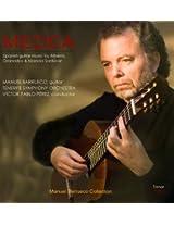 Medea - Spanish guitar music by Albeniz, Granados & Manolo Sanlucar