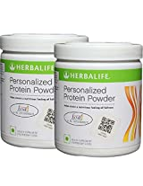 Herbalife Personalized Protein Powder (Pack of 2), 0.44 lb Unflavoured