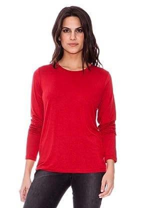 Steilmann Camiseta Suave (Rojo)