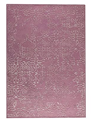 MAT The Basics Illusion Rug, Pink, 8' 3 x 11' 6