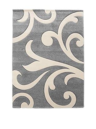 Tomasucci Teppich Damasko Grey mehrfarbig 160 x 230 cm