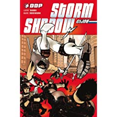 G.I. Joe Storm Shadow 1: Solo (G. I. Joe (Graphic Novels))