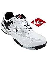 Lee Cooper Men'S Sports Shoe 2515-White Black
