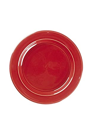 Emile Henry Salad Plate, Cerise Red, 8.75\