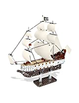 Meccano Erector Pirate Ship Special Edition Building Kit