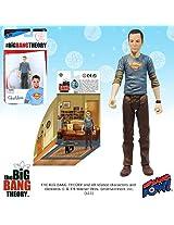Big Bang Theory Sheldon Superman 3 3/4 Inch Figure Series 1