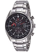 Citizen Chronograph Black Dial Men's Watch - CA0590-58E
