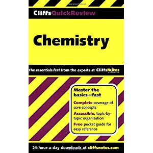【クリックでお店のこの商品のページへ】CliffsQuickReview Chemistry [ペーパーバック]