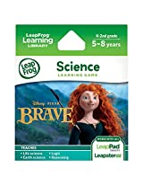 LeapFrog Explorer Learning Game Disney Pixar Brave