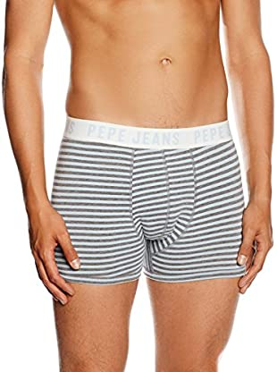 Pepe Jeans London Set 2 Pezzi Boxer Felix