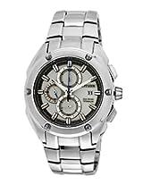 Citizen Eco-Drive Analog Silver Dial Men's Watch - CA0210-51A