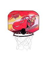 Disney DAY00017 Cars Mini Basketball Board Set (Red)