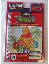 2001 LeapFrog Enterprises Inc. Leapfrog LeapPad Leap Start Preschool-K Pre-math with Disney Winnie The Pooh Lots and Lots of Honeypots