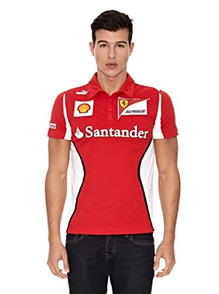 Ferrari Polo shirt SF Team (Rojo)